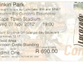 Living Things World Tour Cape Town